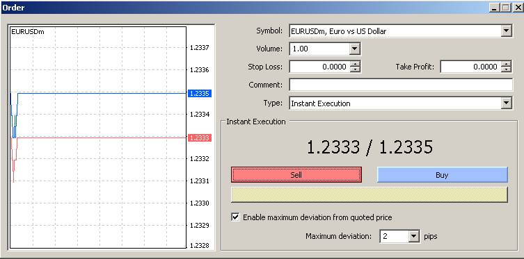 Forex megadroid live trading statement results